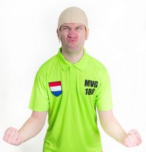 Michael Van Gerwen Darts Fancy Dress Costume